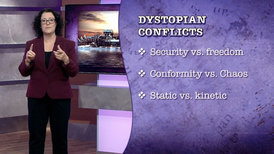 Yevgeny Zamyatin and Dystopian Uniformity