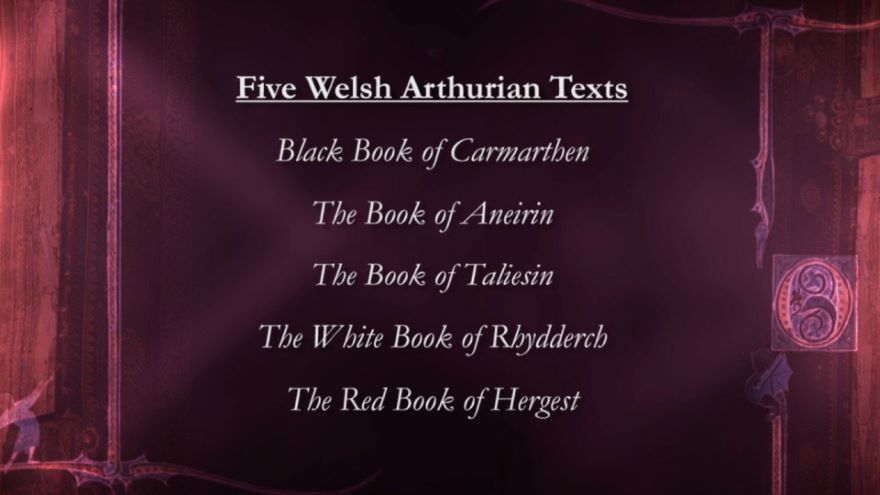 King Arthur in Wales-The Mabinogion