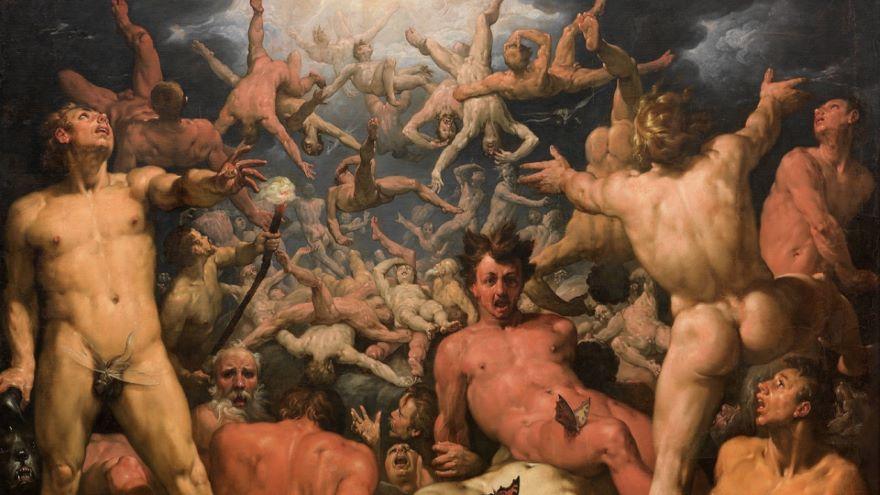 The Titans in Greek Mythology