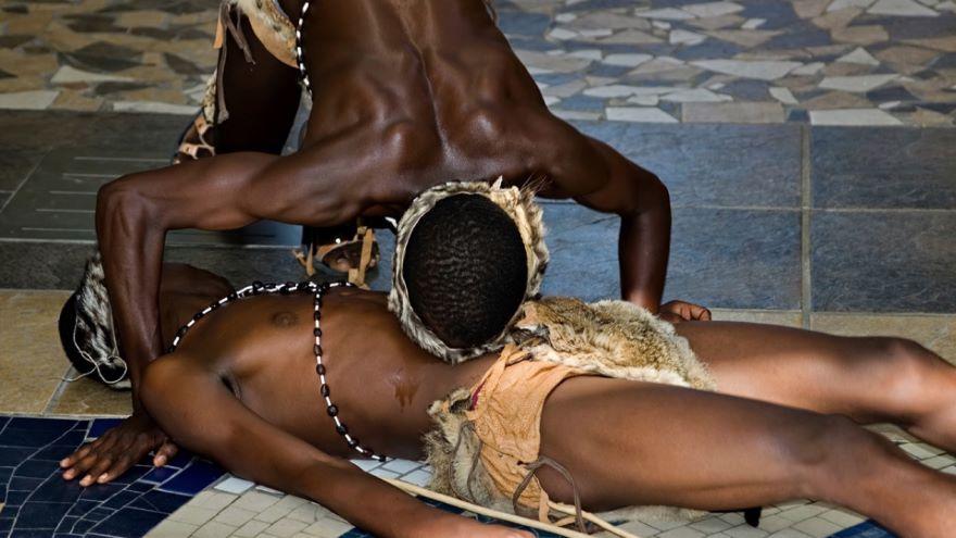 African Religious Cosmology