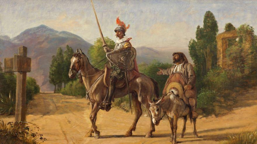 Don Quixote and the Picaresque Novel