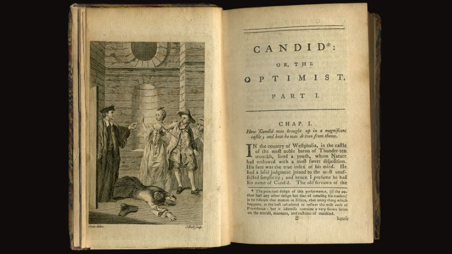 Philosophical Satire in France: Candide