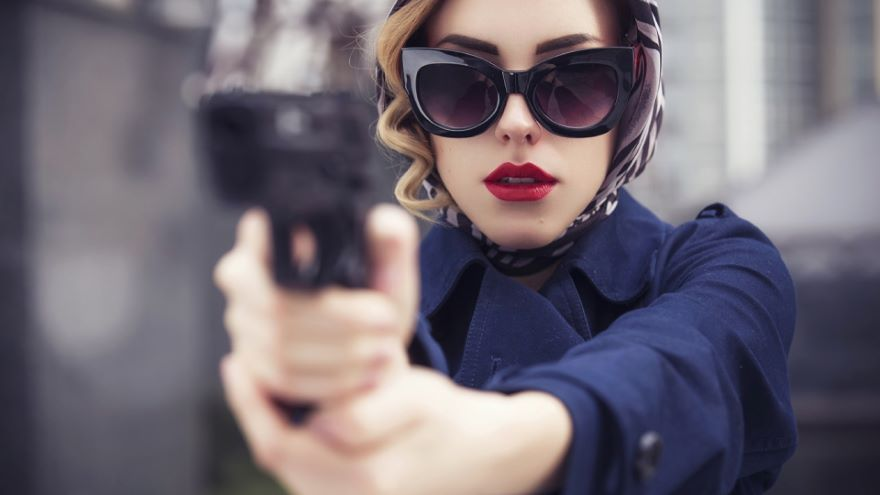 Female-Centered Mystery and Suspense