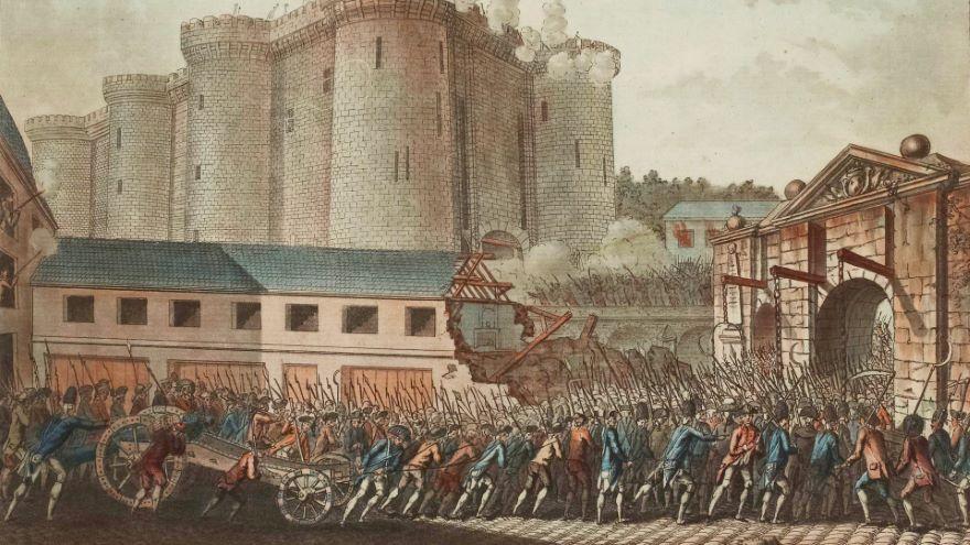 British Life in Revolutionary Times