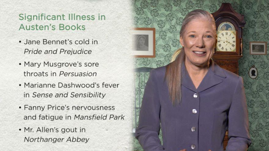 Health and Wellness in Austen's England