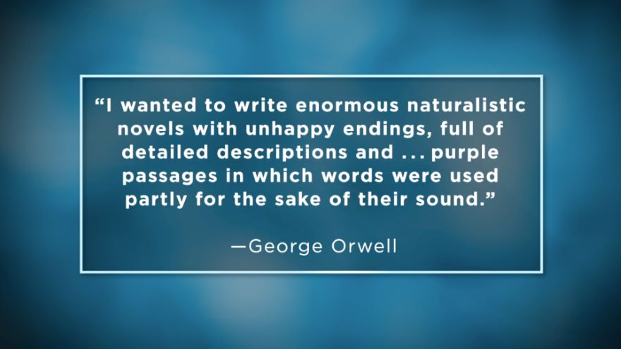 Orwell and the Battle of Fact and Fiction