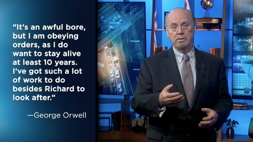Orwell's Long Farewell