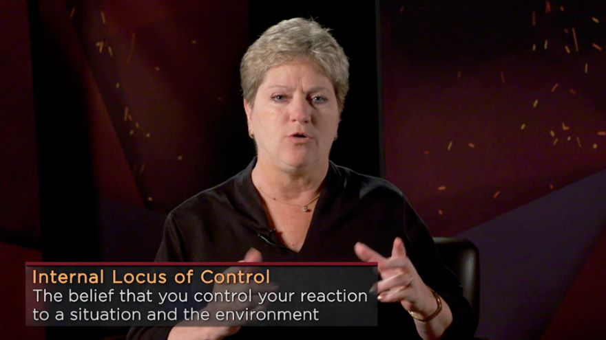 Developing an Internal Locus of Control