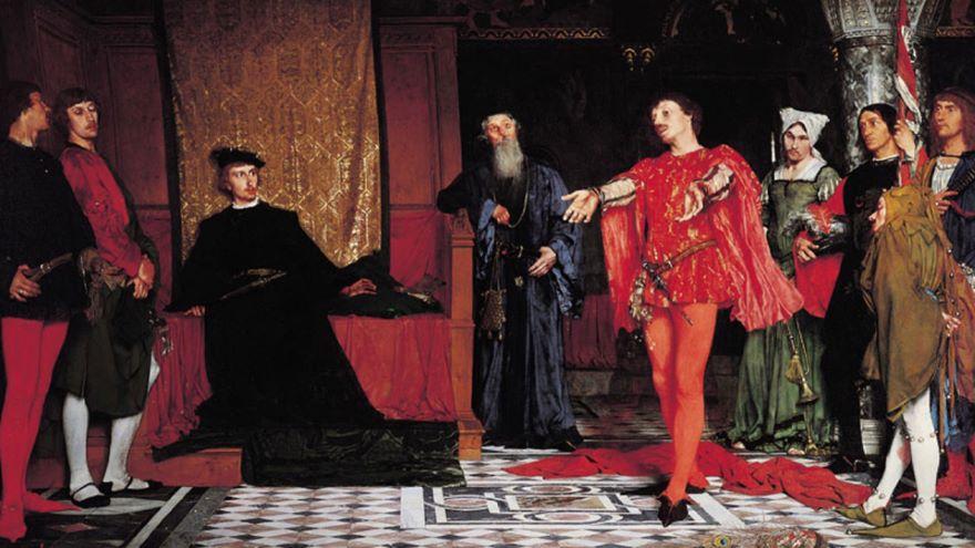 Staging Hamlet