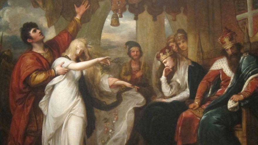 The Women of Hamlet
