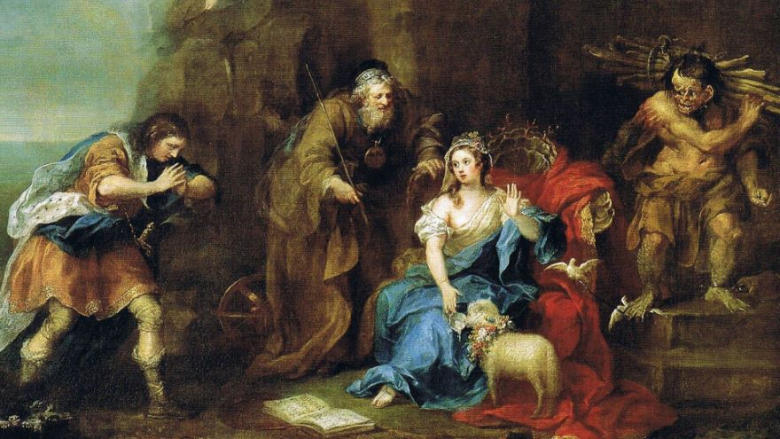 The Tempest-Shakespeare's Farewell to Art