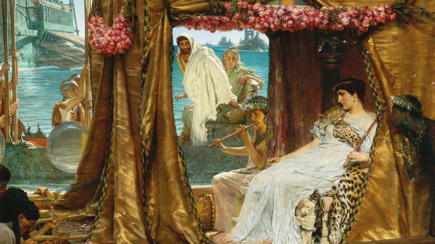 Antony and Cleopatra I - Epic Desires