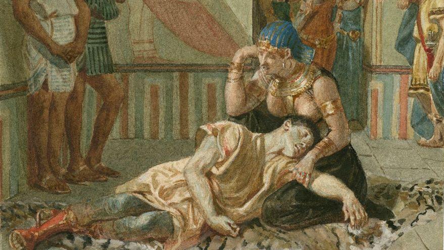 Antony and Cleopatra III - The Art of Dying