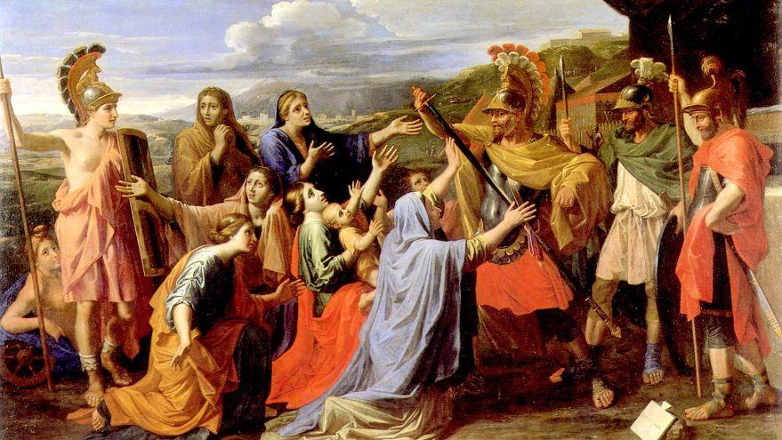 Coriolanus III - Mothers and Killers