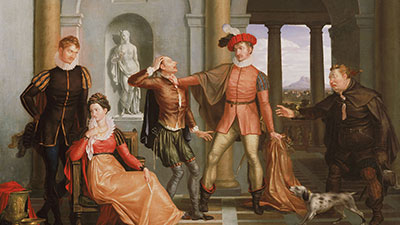 The Taming of the Shrew-Farce and Romance
