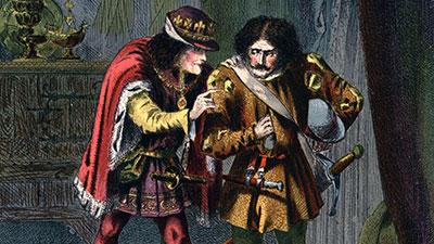 Richard III-The Villain's Career