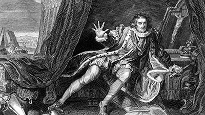Richard II-The Theory of Kingship
