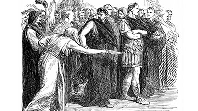 Julius Caesar-The Matter of Rome