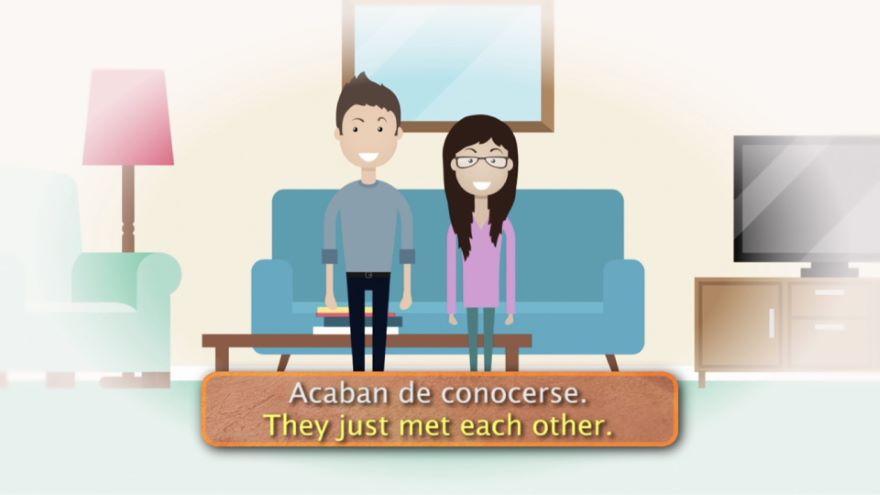Spanish Pronunciation and Reciprocal Verbs