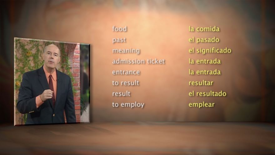 Past Participles as Adjectives and Nouns