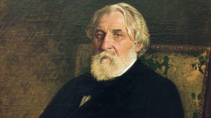Ivan Sergeevich Turgenev, 1818-1883