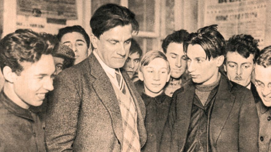 The Tribune-Vladimir Maiakovsky, 1893-1930