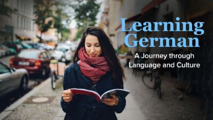 Learning German: A Journey through Language and Culture