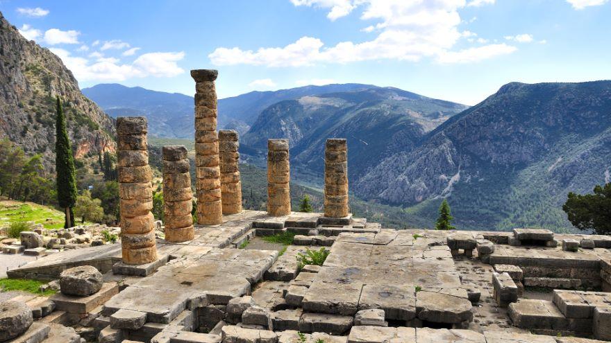 Delphi and Other Greek Sanctuaries