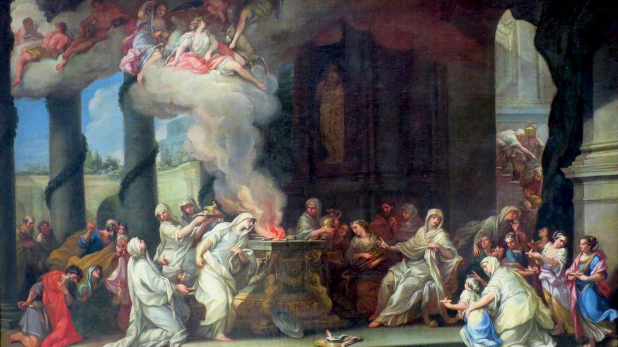 Priests and Ceremonies in the Roman Republic
