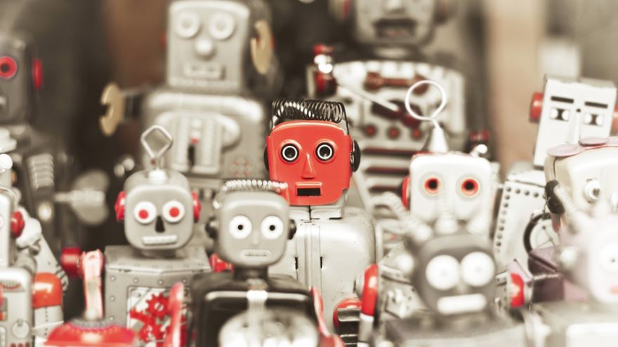 The Robot: From Capek to Asimov