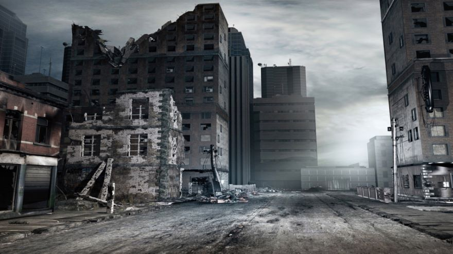 The Science Fiction Wasteland