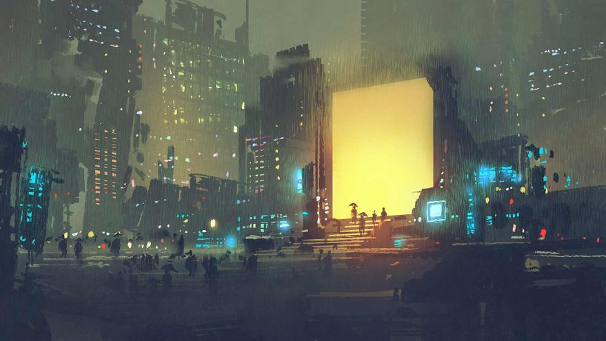 Cyberpunk, Postmodernism, and Beyond