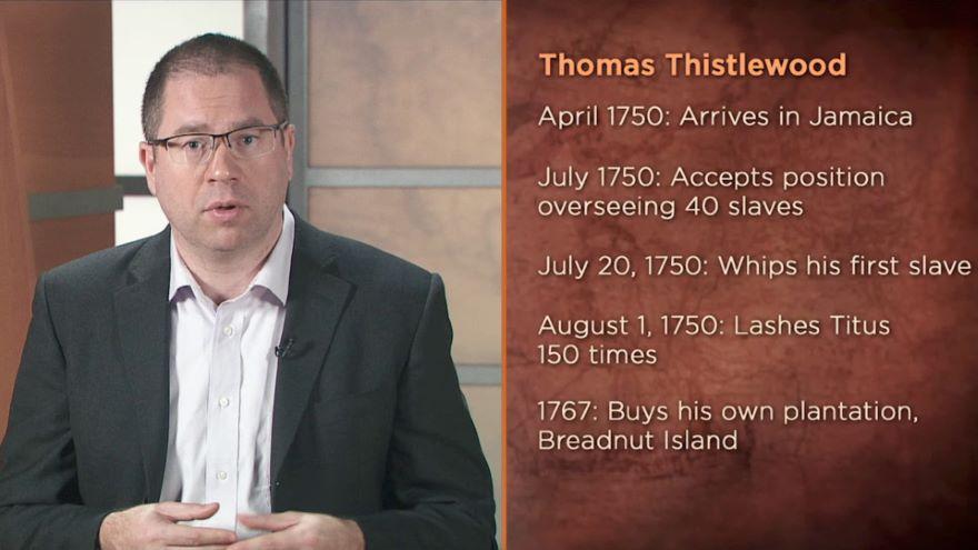 Thomas Thistlewood's Plantation Revolution