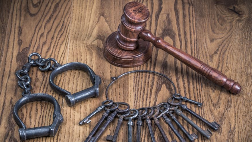 Taking Slavery to Court
