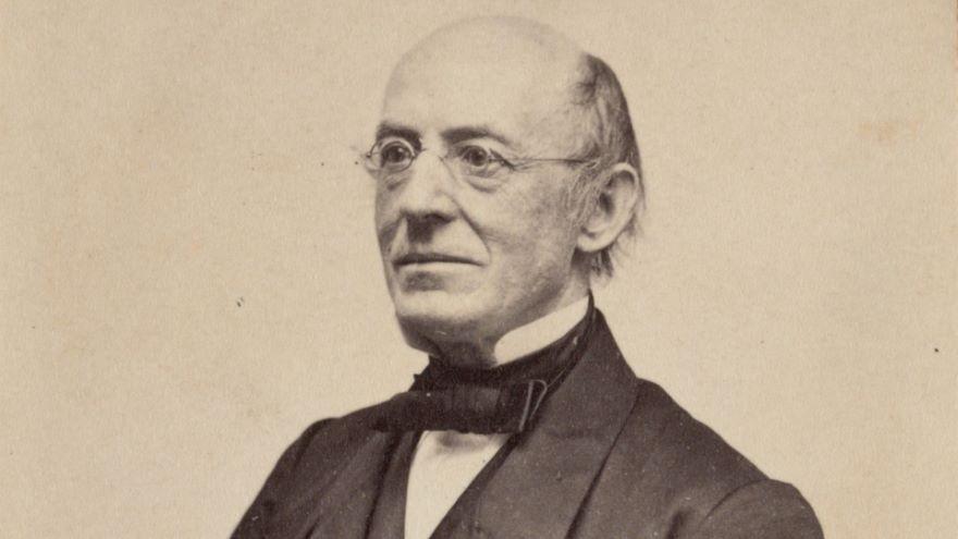 William Lloyd Garrison's