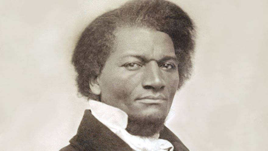 Frederick Douglass and Aggressive Abolition