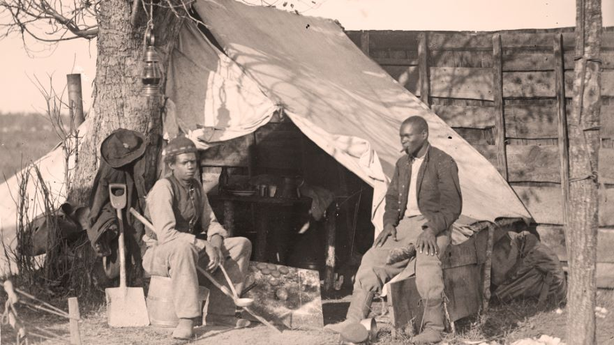The Slaves' Experience of the Civil War