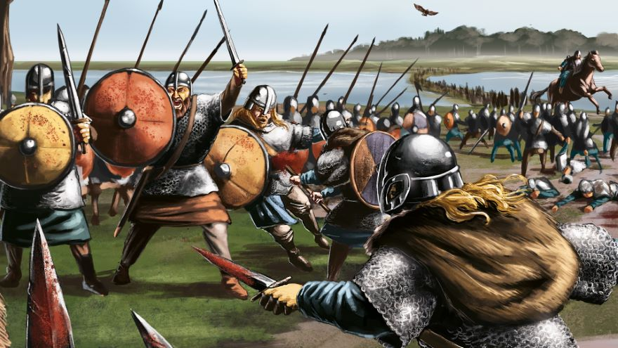 Warriors in Old English Poetry