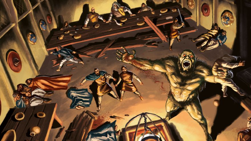 Beowulf: The Germanic Hero Par Excellence?