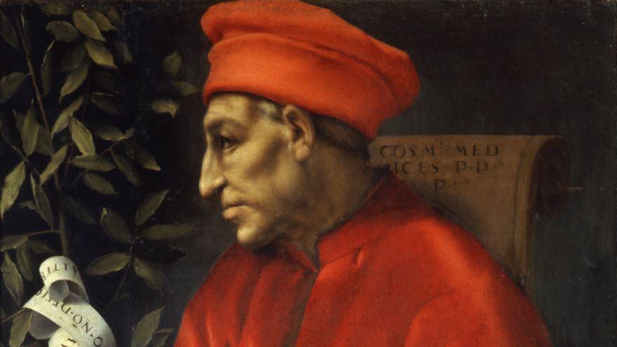 The Godfather: Cosimo de' Medici