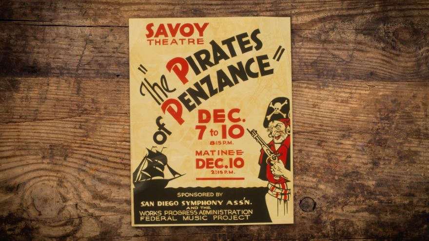 Pirate Music and Performances