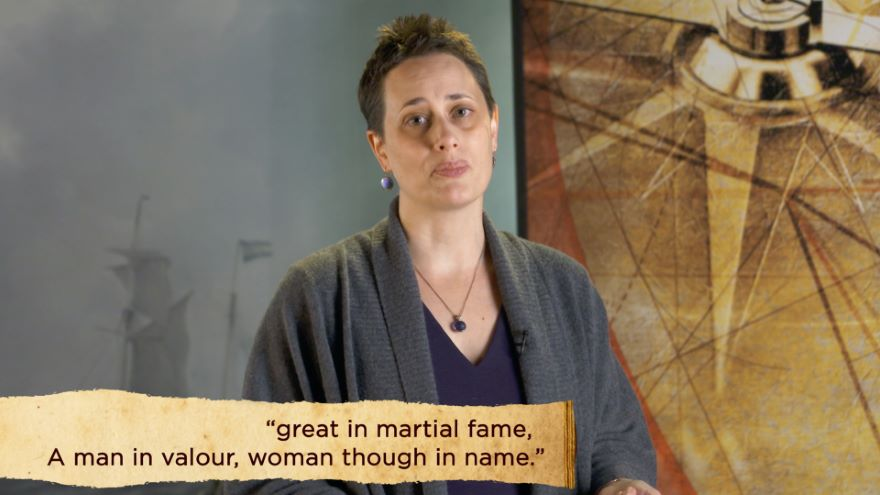 Women as Pirate Commanders