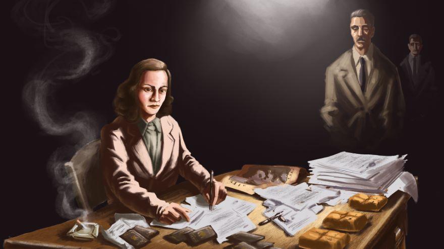 Marie-Madeleine Fourcade: Spymaster