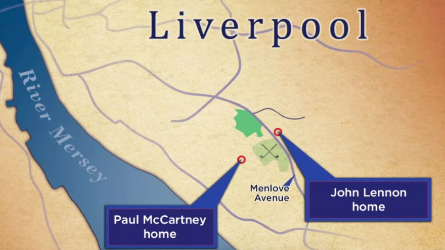 Fateful Intersections in Liverpool