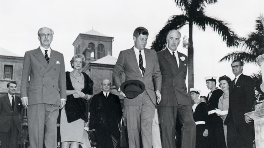 The Cold War, JFK, and the Beatles