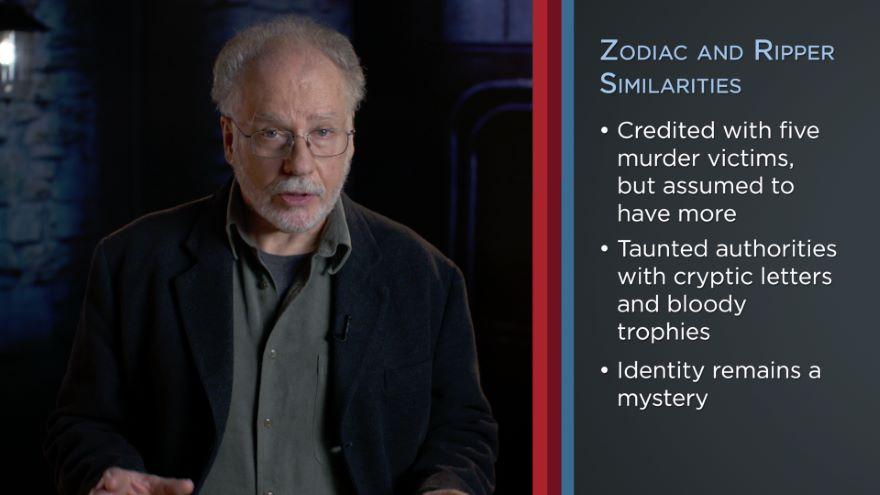 California's Zodiac Killer