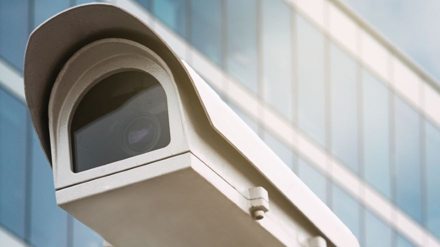The Prying Eyes of London CCTV