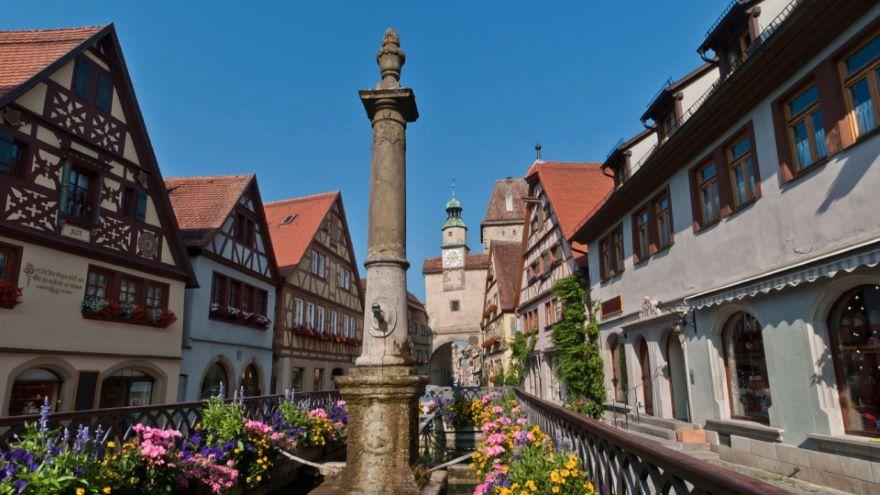 Rothenburg-Jewel on the Romantic Road