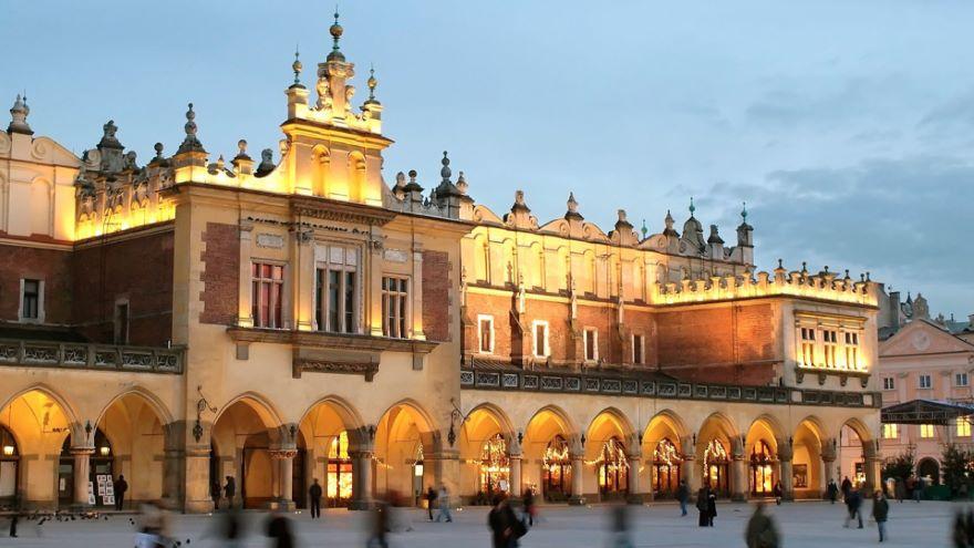 Krakow-Crossroads of Europe