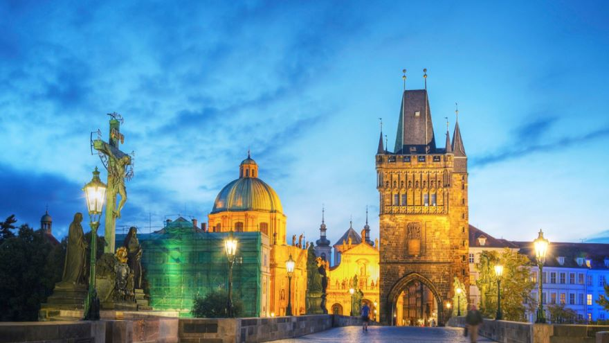 Prague-Freedom of Mind and Spirit